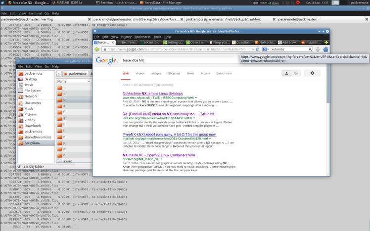 Ubuntu 12.10 with xfce